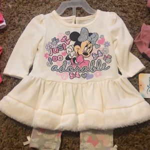 Diner baby girl outfit